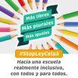 Comunicado conjunto Colegio La Inmaculada y AMPA – Stop Ley Celaa